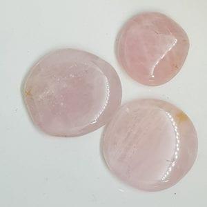 Cuarzo Rosa – Minerales Planos