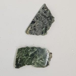 Serafinita – Minerales Planos