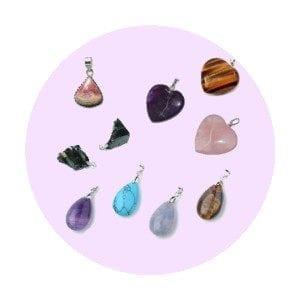 Colgantes Minerales