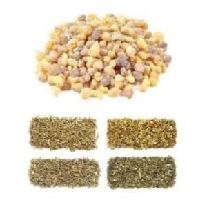 Hierbas y Resinas - Sahumerio