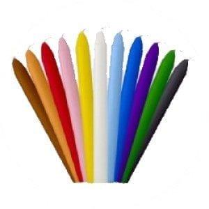 Velas y Velones - Colores